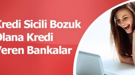 2020 Kredi Puanı Düşüklere Kredi Veren Bankaların Listesi