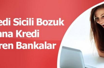 2019 Kredi Puanı Düşüklere Kredi Veren Bankaların Listesi