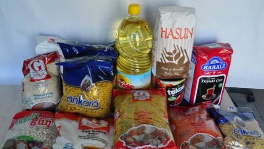 Belediyeden gıda yardımı nasıl alınır