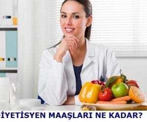 diyetisyen maaşları